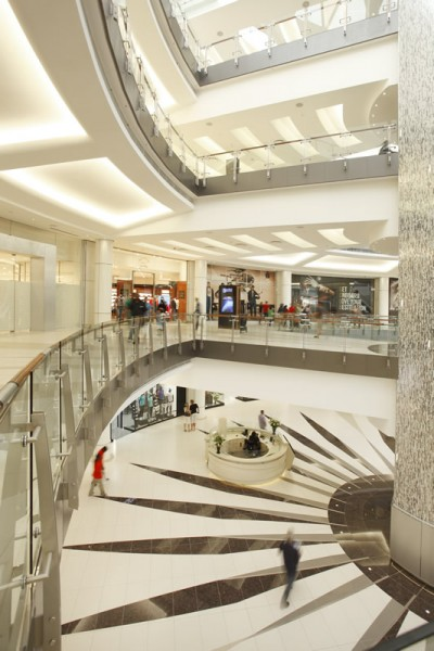 Sandton City Repositioning Phase 1