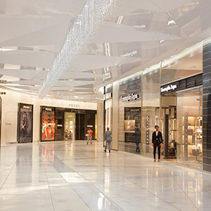 Diamond Walk, Sandton City